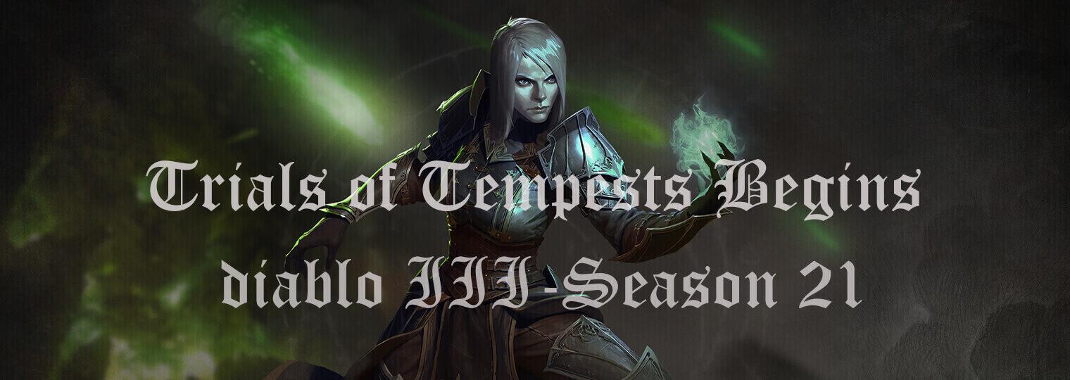 Season 21 - Trials of Tempests