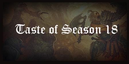 Taste of Season 16