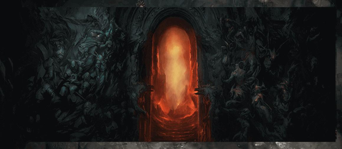 Diablo IV System design header