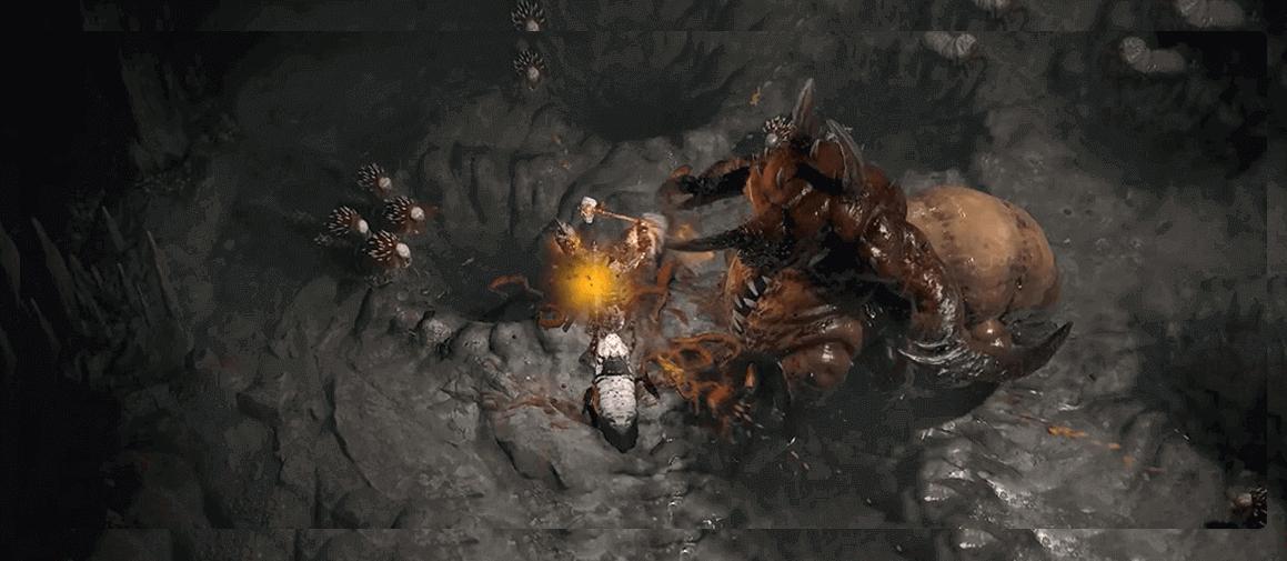 Diablo IV World turn on darkness