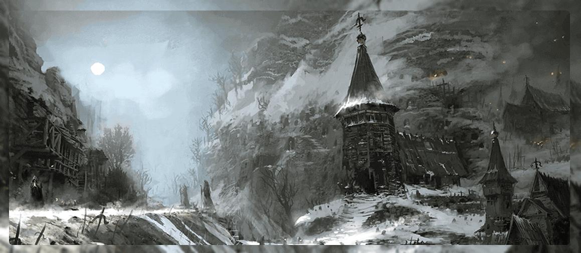 Diablo IV World