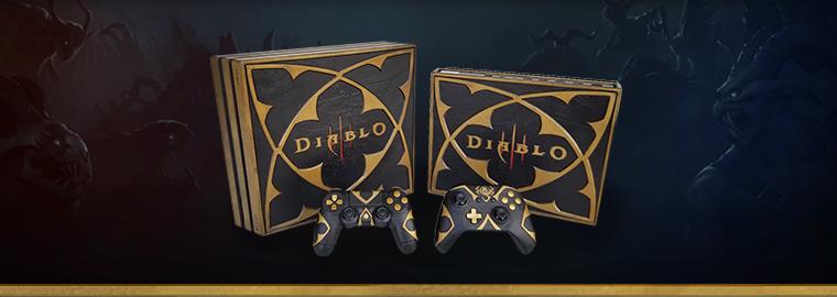 Diablo 3 Custom Console