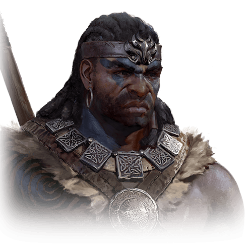 Diablo IV The Barbariam