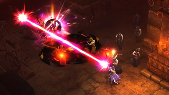 Diablo III Cultists in Sanctuary