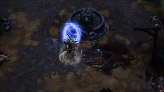 Diablo III Dungeon screenshot