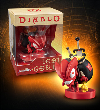 Diablo Goblin Amiibo Pack