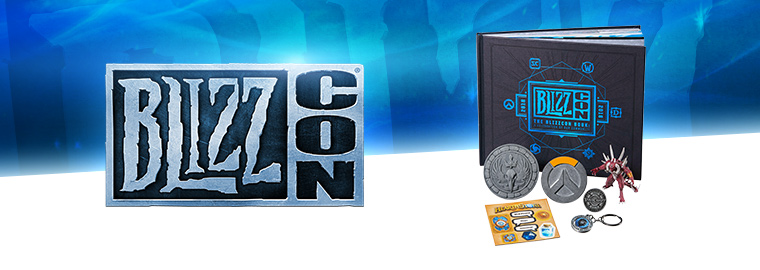 Blizzcon Goody Bag