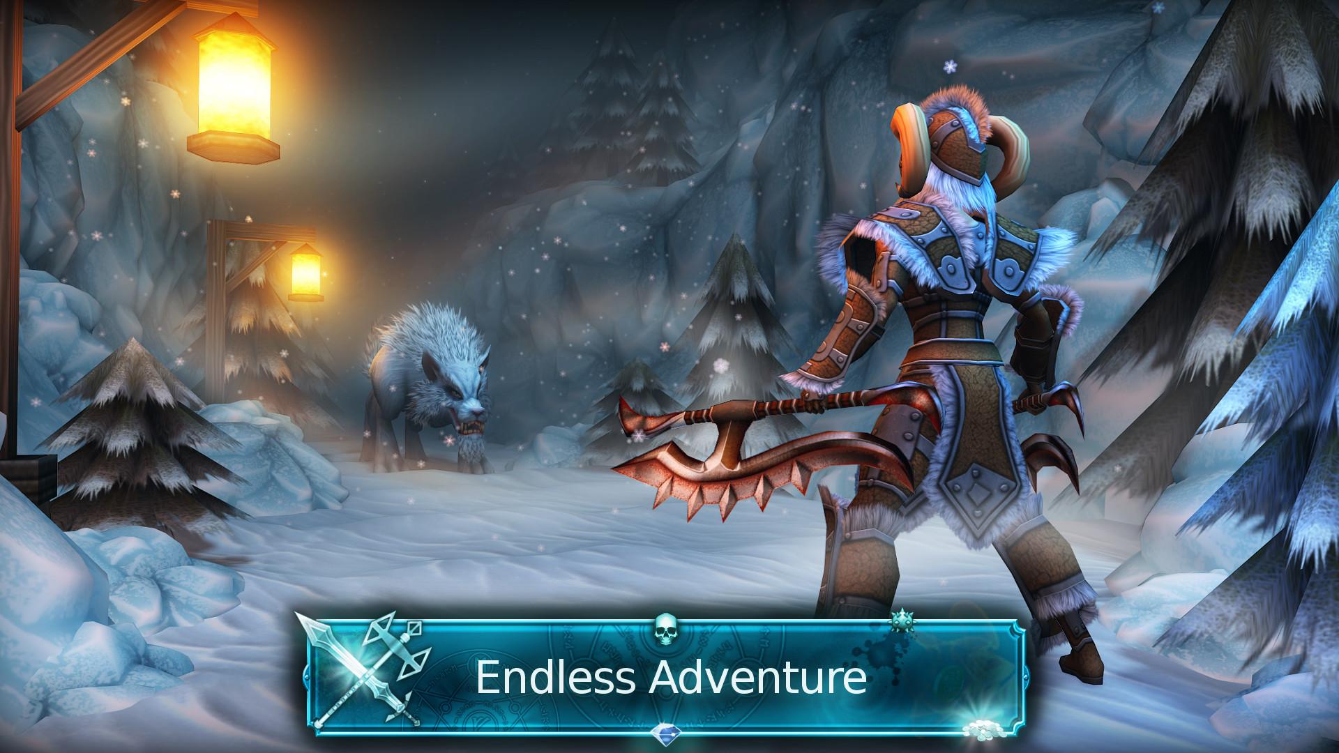 Eternium screenshot
