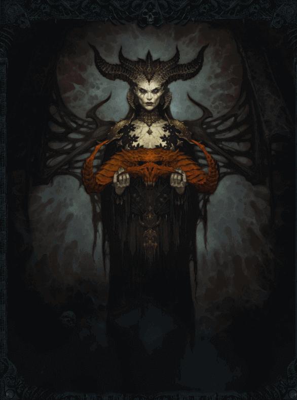 Diblo iV Lilith