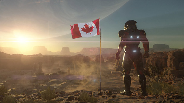 Canadian gaming