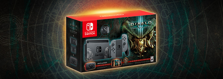 Nintendo Switch Pack Box set