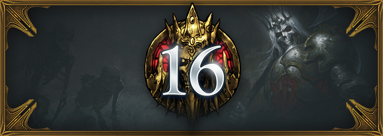 Diablo III Season 16